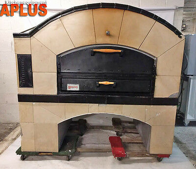 Marsal Mb60 Pizza Oven Gas Single Deck Model