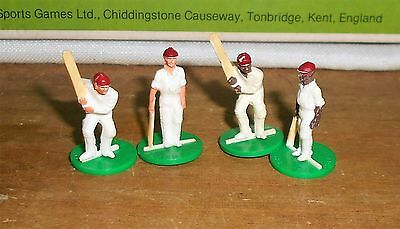 Subbuteo Cricket West Indian And 2 Other Batsmen