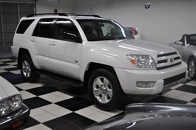 2004 Toyota 4Runner ONE OWNER SINCE NEW - ONLY 74K MILES!! 2004 Toyota Only 74,994 Miles! One Owner!