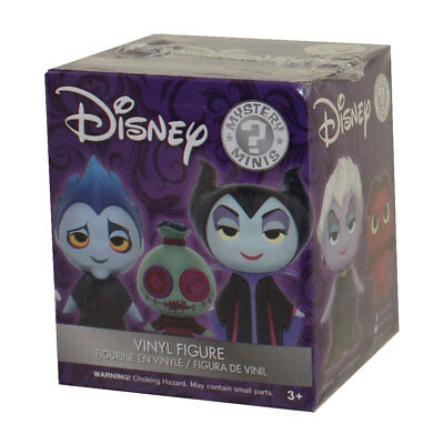 Funko Mystery Mini: Disney - Villains Vinyl Figure Item No. 9272