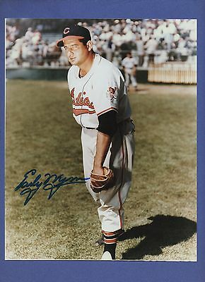Autographed 8x10 Photo #B042 Early Wynn HOF Indians with COA