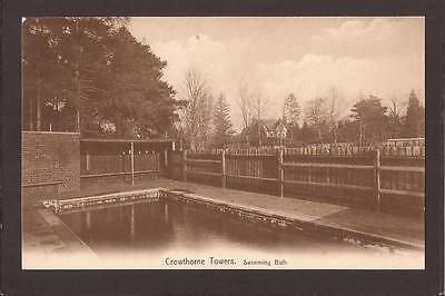 Crowthorne. Crowthorne Towers. Swimming Bath.