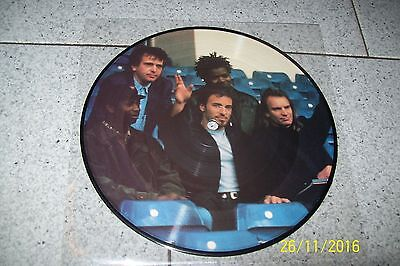 """Bruce Springsteen /sting Amnesty 88/ """" 7"""" Picture Disc"""