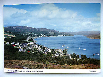 Rothesay Kames & Tighnabruaich from Golf Course Dennis New 1989