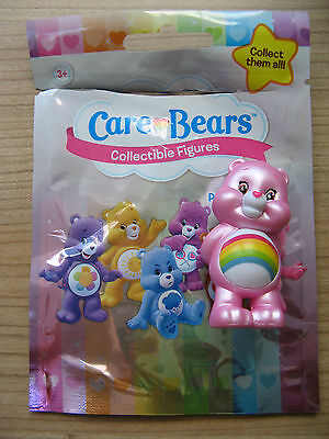 Care Bears Series 3 Blind Bags Collectible Figures Pearlized Edition Toy Cheer