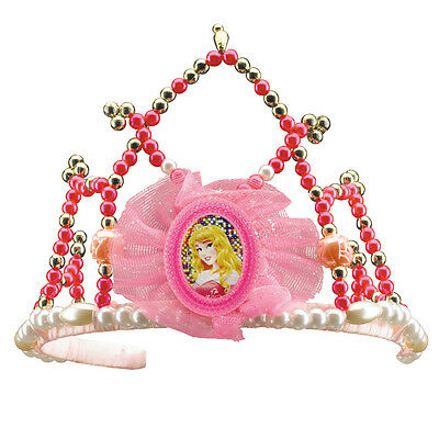 AURORA Disney Princess Deluxe Child Costume Tiara Disguise 18252