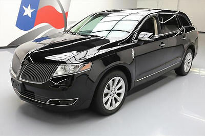 2016 Lincoln MKT  2016 LINCOLN MKT VENT LEATHER DUAL SUNROOF REAR CAM 2K #L00594 Texas Direct Auto