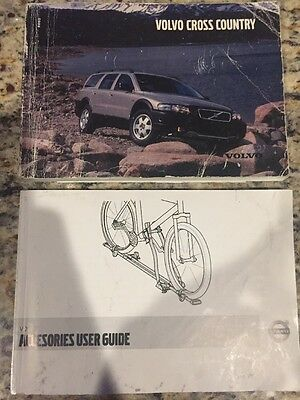 2002 Volvo Cross Country Owners Manual OEM LQQK!!!