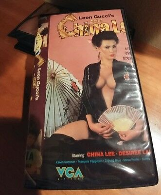 "Vintage  Adult Classic Beta Film Movie ""China Lee"" Betamax tested"