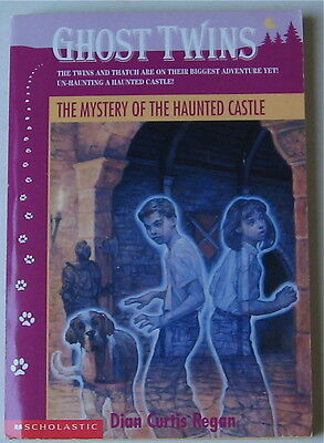 Saint Bernard Story Ghost Twins The Mystery Of The Haunted Castle