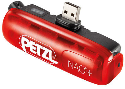Petzl Replacement Rechargeable Battery for Petzl Accu Nao+ Plus Headlamp