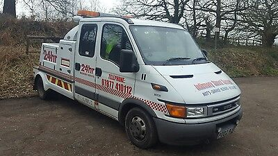 24 Hour Vehicle Recovery Service in Tamworth and local area