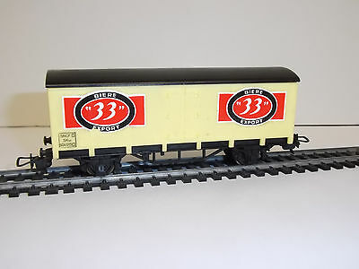 Wagon couvert bière 33 export HORNBY HO