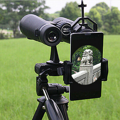 Telescope Connect Cell Phone Bracket Adapter Mount Optical Devic T-Adapter JN1G