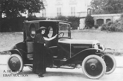 Citroen Type A – Citroën Type A introduction model year 1919 – photograph