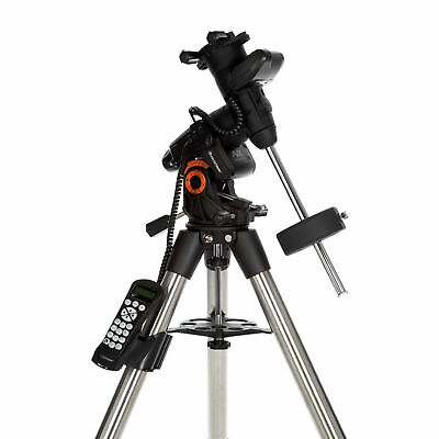 Celestron AVX Advanced VX GoTo Montierung mit Stahlstativ, AS-VX