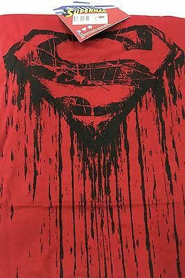 ***loot Crate Exclusive Superman T Shirt***extra Large