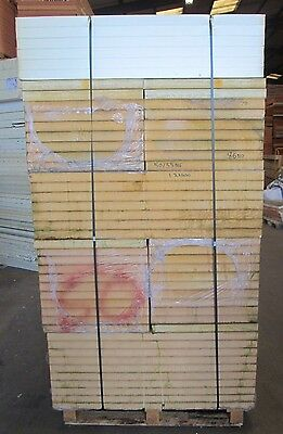 Seconds Insulation Board 50/55mm Kingspan/Recticel/Ecotherm