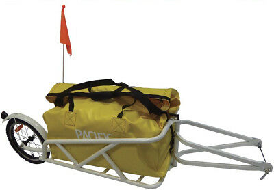Pacific Touring Trailer Yellow