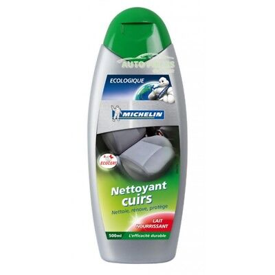 Nettoyant Ecologique Cuirs Protection Cuirs Michelin 500 Ml