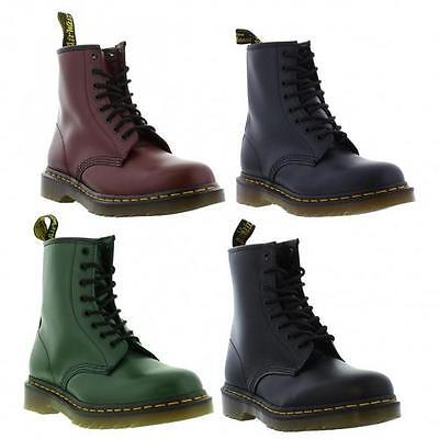 Dr Martens 1460 Z Mens Womens Leather Ankle Boots Size 3-13