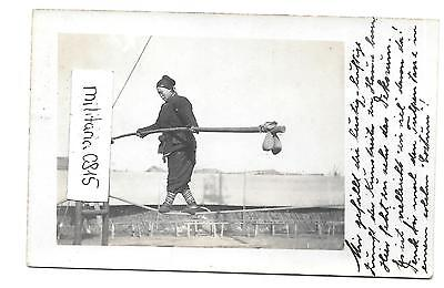 Foto AK Gelaufen China 1910 Tientsin China Imperial Post Coiling Dragon 4 Cent