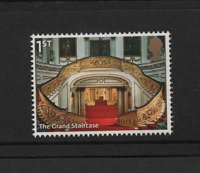 The Grand Staircase/buckingham Palace/gb 2014 Um Mint Stamp