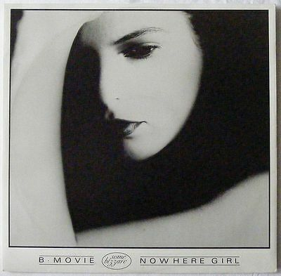 "B-MOVIE UK 1982 12"" Single NOWHERE GIRL  BZZX8"