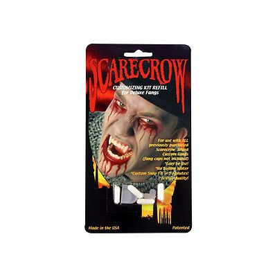 SCARECROW Vampire / Werewolf Fangs - Customizing Refill Kit RK2000