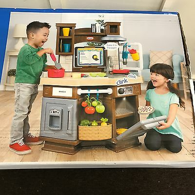 Little Tikes Cook n Learn Smart Kitchen New Boxed