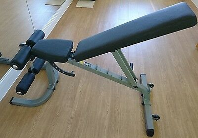 * Body-Solid Flat/Incline/Decline Bench * Perfect Condition*