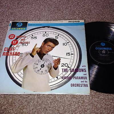 Cliff Richard & The Shadows ( 32 Minutes And 17 Seconds )  Lp
