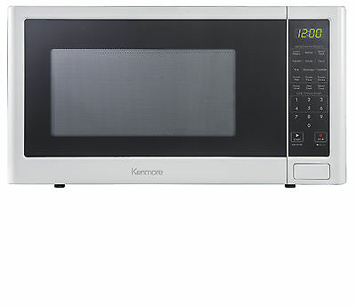 Kenmore 1.6 cu. ft. Microwave Oven - White Model 76982