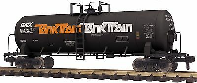 MTH 70-73059, G Gauge RailKing One Gauge Unibody Tank Car - Tank Train