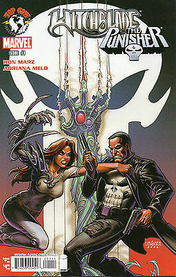 Witchblade Punisher #1 (NM)`07 Marz/ Melo