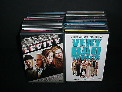 Lot of 16 Clever Alternative Cult Action Suspense Comedy DVD Videos Movies