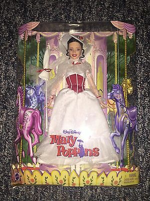BARBIE Disney MARY POPPINS  Mattel Figure JULIE ANDREWS Hollywood Jolly Holiday