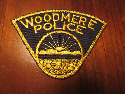 Woodmere Ohio Police Patch