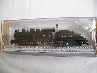 Bachmann 50563 USRA 0-6-0,Haven NH 2333,Switcher Steam Locomotive Engine,N Scale