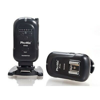 Phottix PH89230 Ares Wireless Transmitter/Receiver Flash Trigger Set