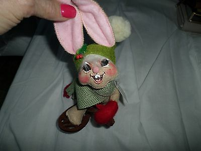 "Annalee ""Snowshoe Hare"" Bunny NWT 2013"