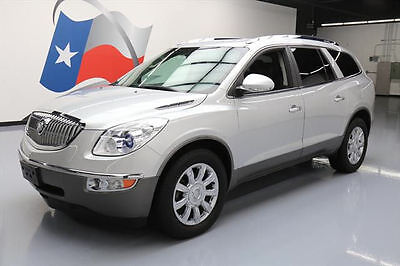 2012 Buick Enclave  2012 BUICK ENCLAVE LEATHER AWD DUAL DVD REAR CAM 64K MI #251342 Texas Direct