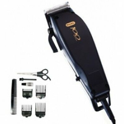 Wahl 79233-017 100 Series Mains Clipper UK Plug Brand New