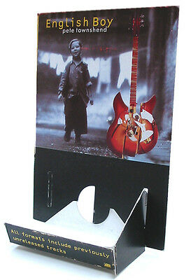 THE WHO Pete Townsend DISPLAY Stand PROMO Only UK In-Store 1 ONLY Rare