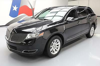 2015 Lincoln MKT  2015 LINCOLN MKT LIVERY AWD PANO ROOF REAR CAM 46K MI #L02855 Texas Direct Auto