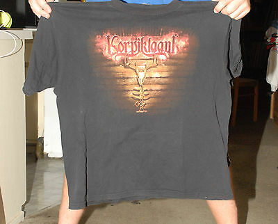 Korpiklaani Band T Shirt Finland Symphonic Metal Nature Wiccan Forest People