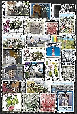 Barbados Commercially Used Selection $87.90 SCV