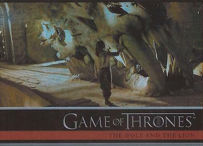 Game of Thrones Season 1 - #14 Base Parallel Foil Card