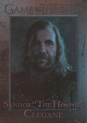 Game of Thrones Season 1 - #69 Base Parallel Foil Card