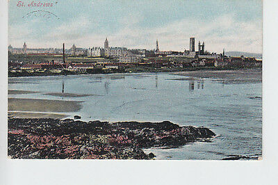 View of St Andrews, Fife
